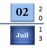 02 Juillet 2013 - dépannage, maintenance, suppression de virus et formation informatique sur Paris