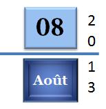 08 Août 2013 - dépannage, maintenance, suppression de virus et formation informatique sur Paris