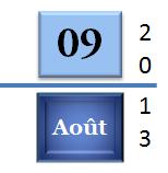 09 Août 2013 - dépannage, maintenance, suppression de virus et formation informatique sur Paris