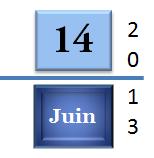 14 Juin 2013 - dépannage, maintenance, suppression de virus et formation informatique sur Paris
