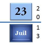 23 Juillet 2013 - dépannage, maintenance, suppression de virus et formation informatique sur Paris