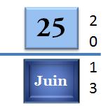 25 Juin 2013 - dépannage, maintenance, suppression de virus et formation informatique sur Paris