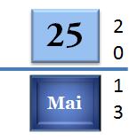 25 Mai 2013 - dépannage, maintenance, suppression de virus et formation informatique sur Paris