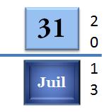 31 Juillet 2013 - dépannage, maintenance, suppression de virus et formation informatique sur Paris