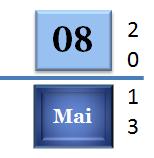 8 Mai 2013 - Dépannge et formation informatique Paris