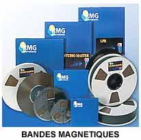 Les bandes magnétique de sauvegarde - dépannage, formation, maintenance et installation informatiquye à domicile Paris 7ème 75007