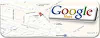 Retrouvez nous sur Google Maps - Dépannage, maintenance, formation et installation Paris