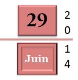 29 Juin 2014 - dépannage, maintenance, suppression de virus et formation informatique sur Paris